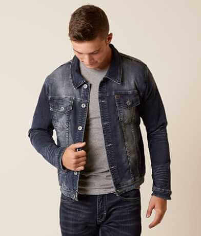 Departwest Walker Denim Stretch Jacket