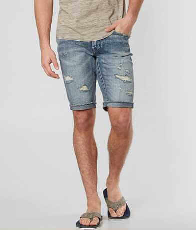 Departwest Trouper Denim Stretch Short