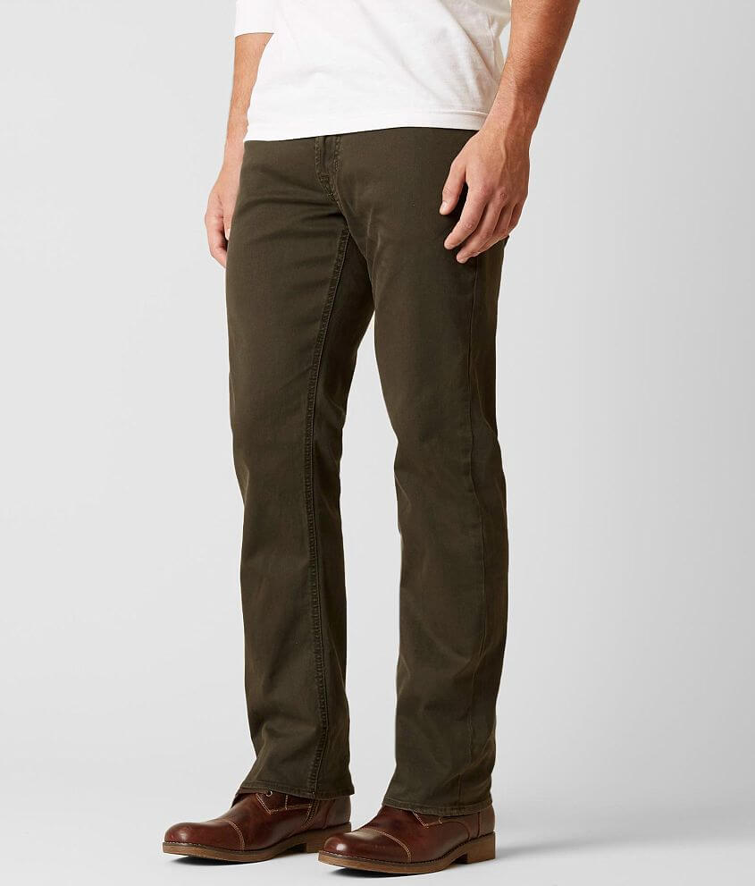 Departwest Seeker Straight Stretch Twill Pant front view