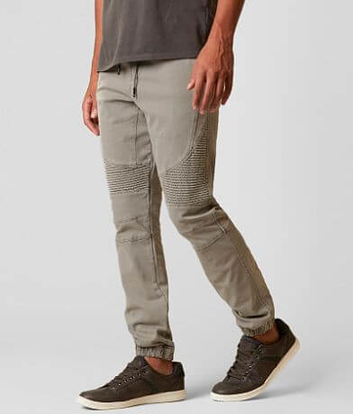 Departwest Moto Jogger Stretch Chino Pant