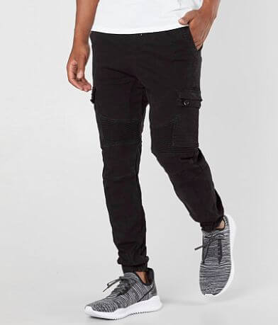 Departwest Moto Cargo Jogger Stretch Pant