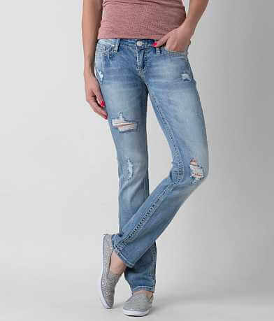 Daytrip Aries Straight Stretch Jean