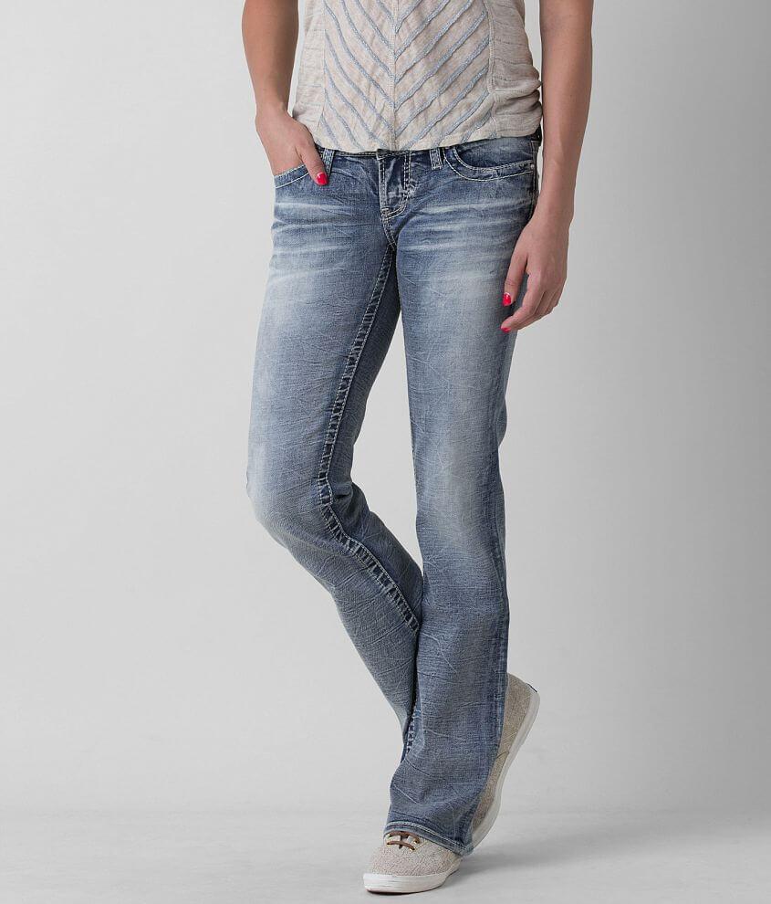 5fe505cb1a0 Daytrip Leo Boot Stretch Jean - Women's Jeans in Light 41   Buckle