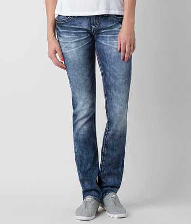 Daytrip Aquarius Straight Stretch Jean