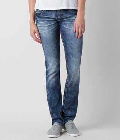 Daytrip Aquarius Straight Stretch Jean