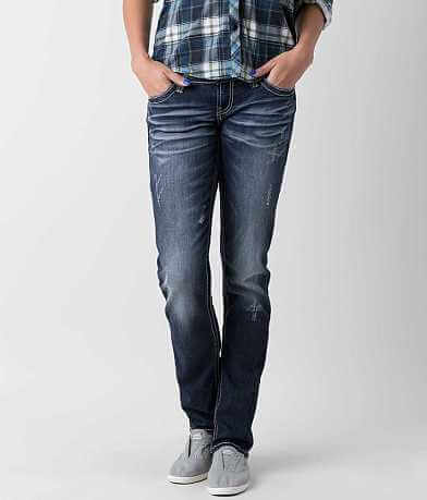 Daytrip Leo Straight Stretch Jean