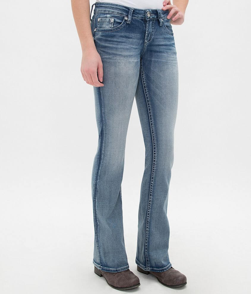 Daytrip Lynx Boot Stretch Jean front view