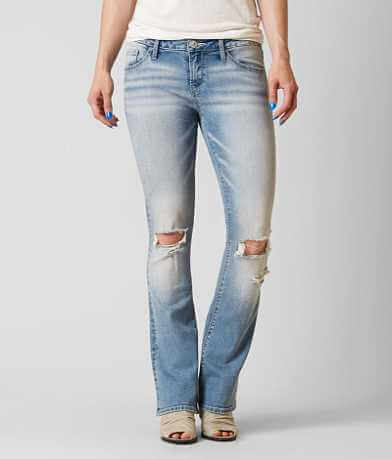 Daytrip Refined Lynx Kick Boot Stretch Jean