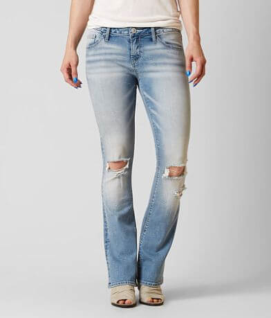 Daytrip Refined Lynx Kick Boot Jean