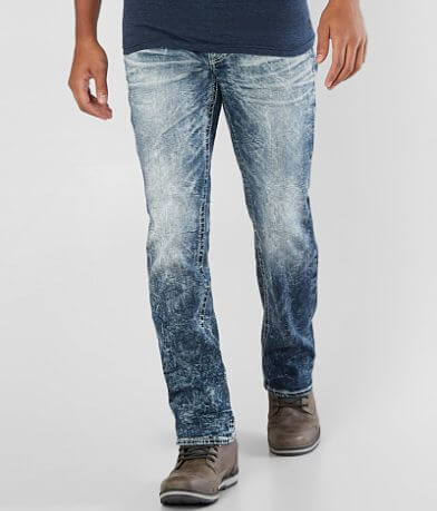 Salvage Mayhem Straight Jean