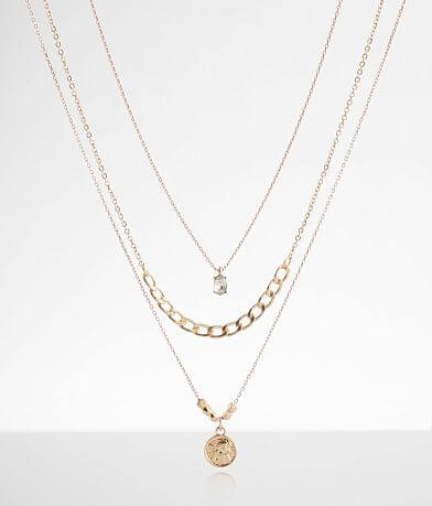 BKE Dainty Necklace Set