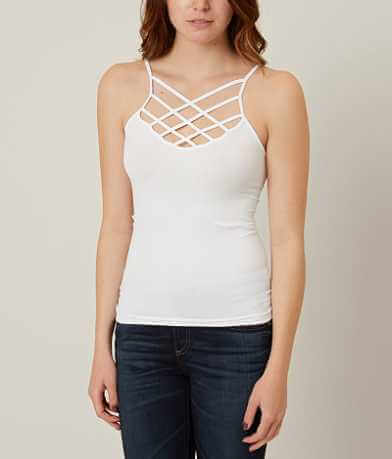 Suzette Seamless Two-Way Tank Top