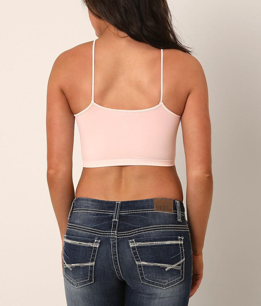 8d74596aa7 womens · Bandeaus Bralettes · Continue Shopping. Thumbnail image front  Thumbnail image back. Favorite product. BUCKLE EXCLUSIVE