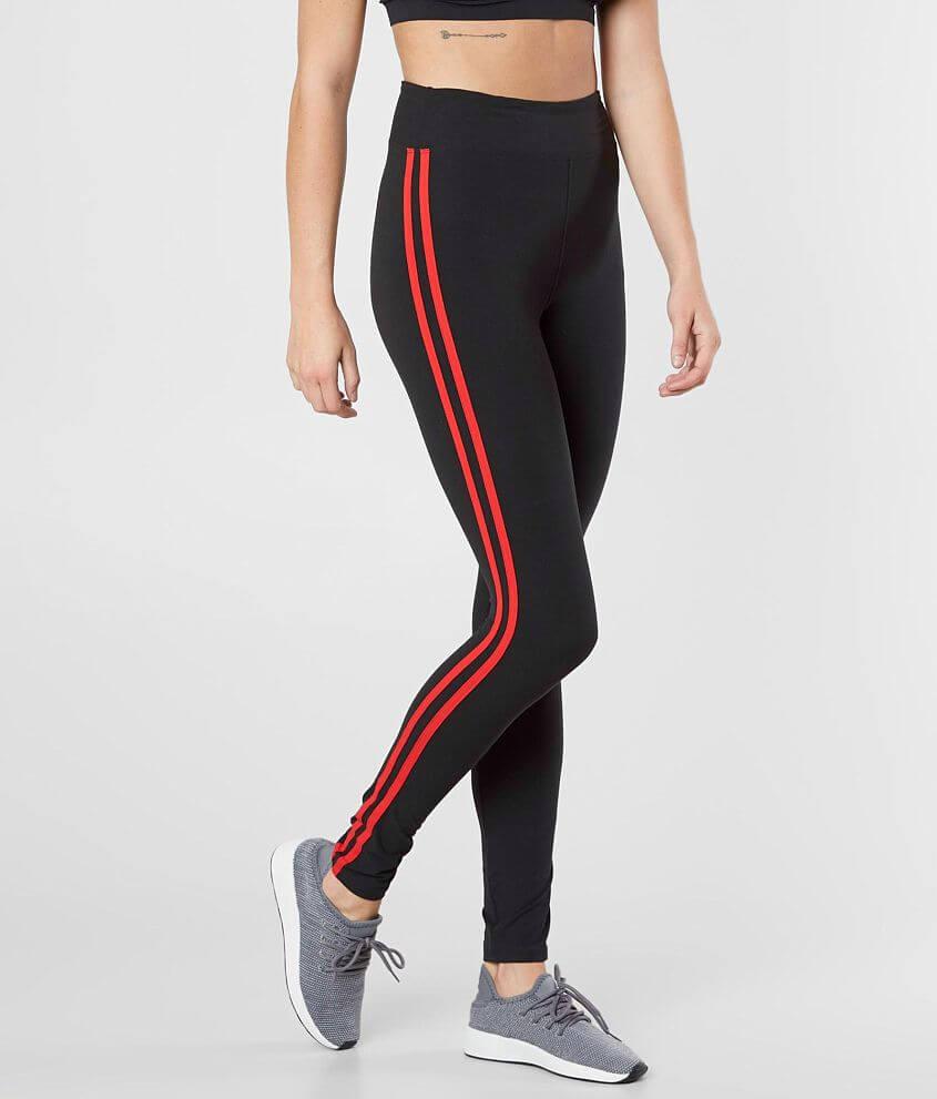 Suzette Side Stripe Legging front view