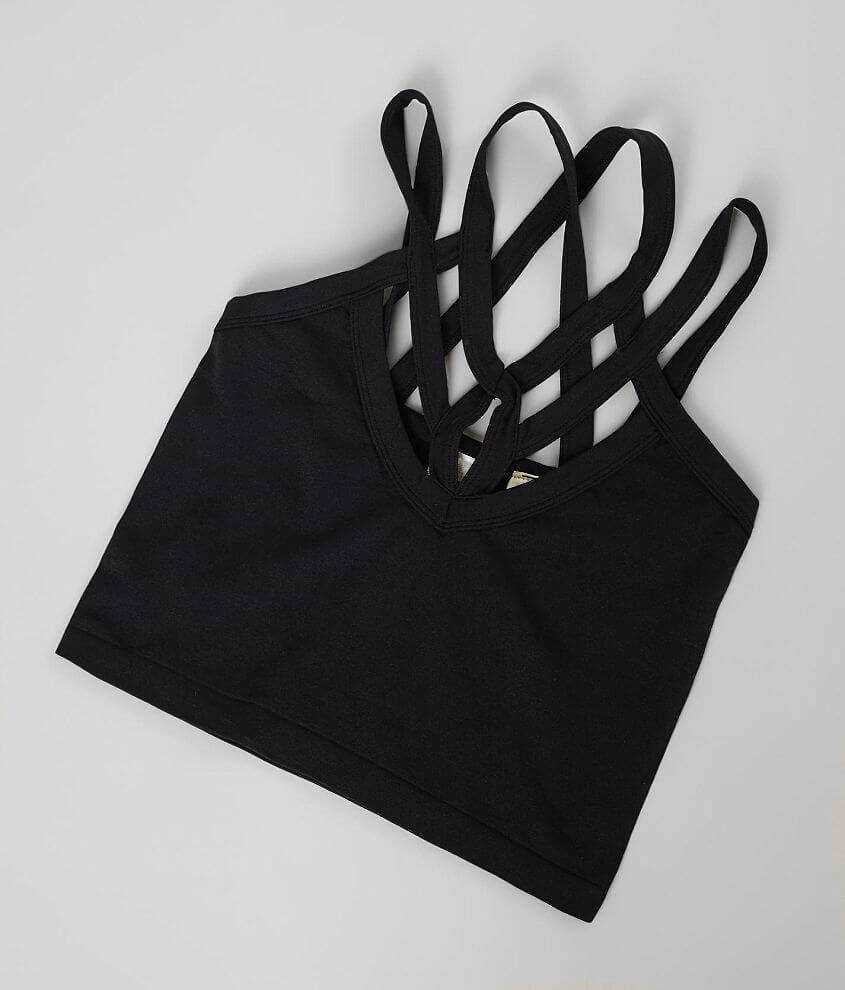 Daytrip Full Coverage Strappy Bralette front view