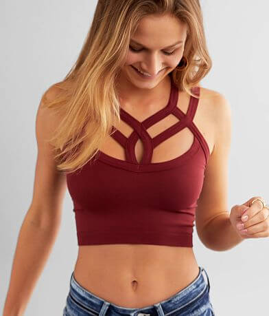 Daytrip Full Coverage Strappy Bralette