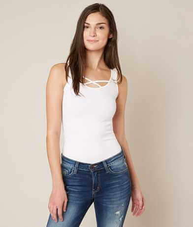 Suzette Criss Cross Tank Top