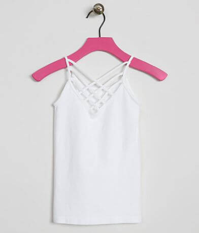 Girls - Suzette Two-Way Tank Top