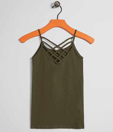 Girls - Suzette Strappy Two-Way Tank Top