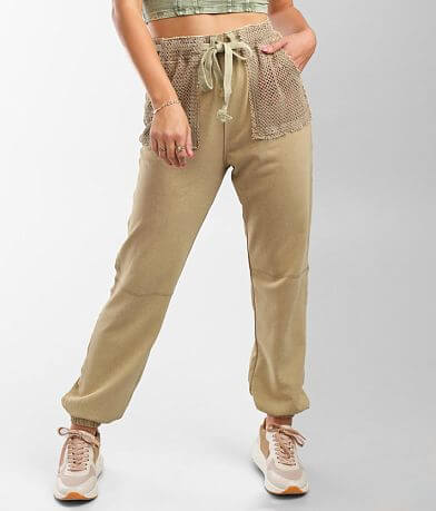 Gilded Intent Washed Jogger