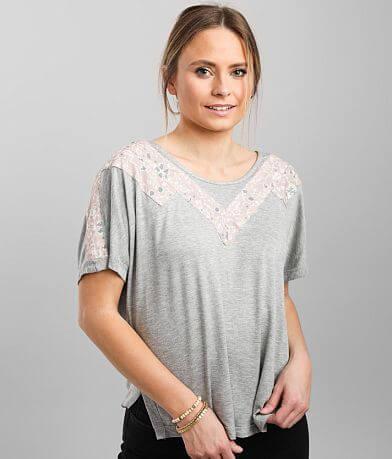 Daytrip Pieced Boxy T-Shirt