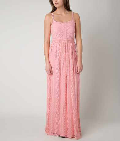 Jolt Lace Maxi Dress