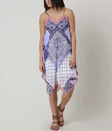 Jolt Printed Dress