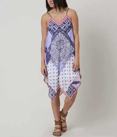 Jolt Printed Dress