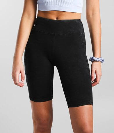 BKE core Washed Biker Short