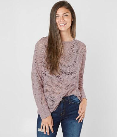 Daytrip Tape Yarn Sweater