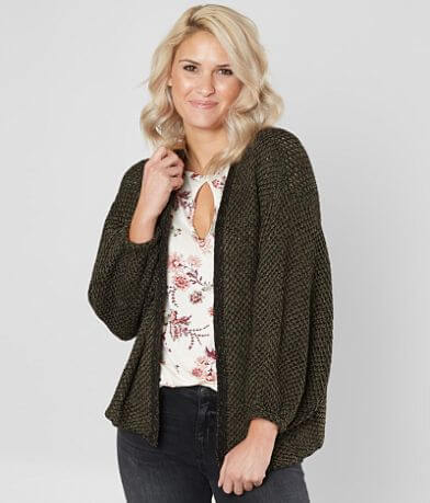 Jolt Boyfriend Cardigan Sweater