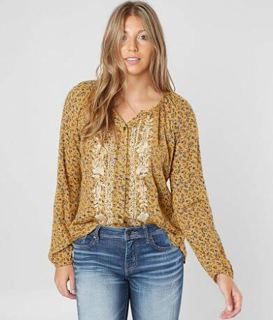 Daytrip Floral Blouse