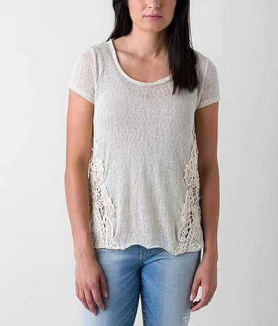 Jolt Crochet Top