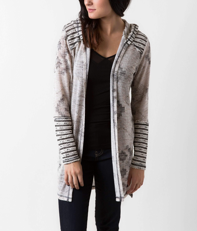 2c8d44bba6 Jolt Southwestern Print Cardigan Sweater - Women s Sweaters in ...