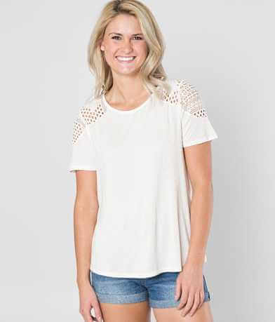 Jolt Scoop Neck Top