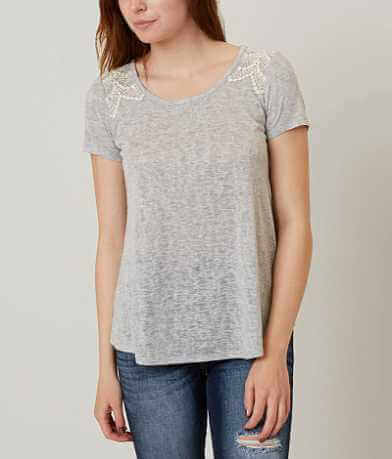 Jolt Heathered Top