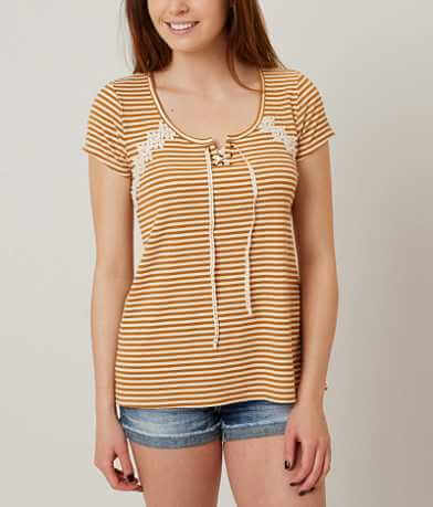 Jolt Striped Top