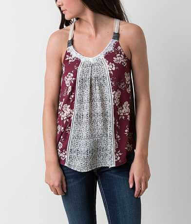 Jolt Pieced Tank Top