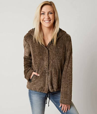 Jolt Faux Fur Jacket