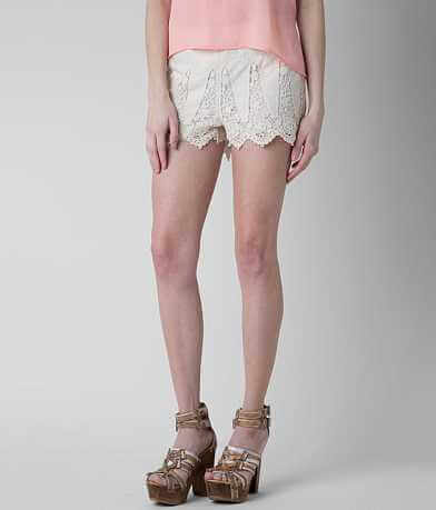 Jolt Crochet Short