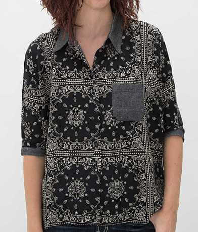 Mystree Printed Shirt