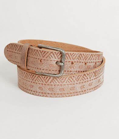Indie Spirit Designs Embossed Belt