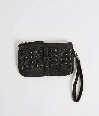 Amsterdam Heritage Studded Leather Purse