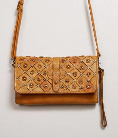 Amsterdam Heritage Leather Crossbody Purse