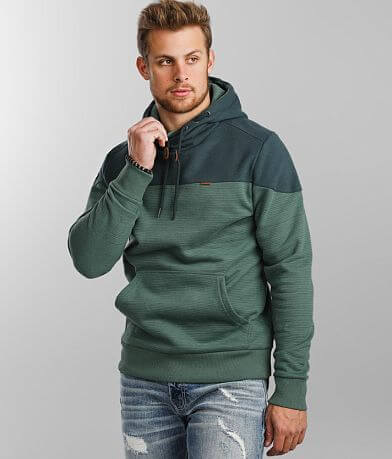 Mazine Ripley Stripe Hooded Sweatshirt