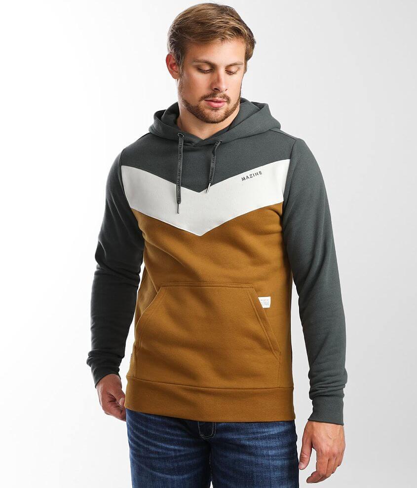 Mazine Banham Hooded Sweatshirt front view