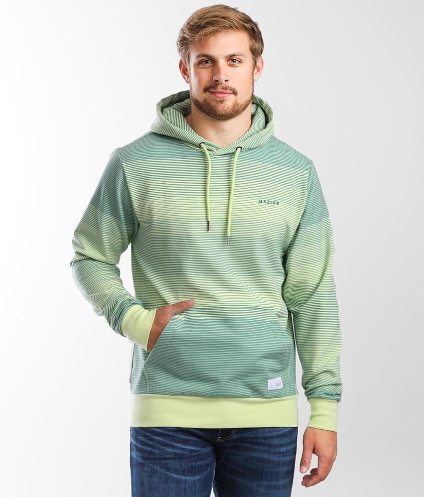 Mazine LudLow Hooded Sweatshirt front view