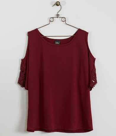 Daytrip Scoop Neck Top - Plus Size Only