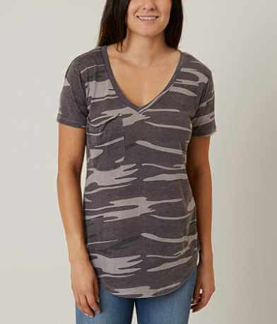 White Crow Camo Top