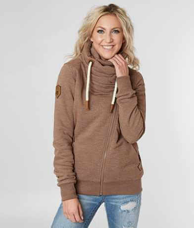 Naketano Jedi Path III Cowl Neck Sweatshirt